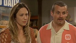 Sonya Mitchell, Toadie Rebecchi in Neighbours Episode 6840