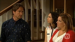 Brad Willis, Imogen Willis, Terese Willis in Neighbours Episode 6840