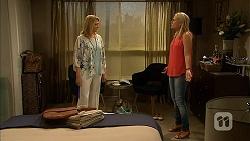 Kathy Carpenter, Lauren Turner in Neighbours Episode 6841