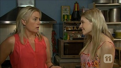 Lauren Turner, Amber Turner in Neighbours Episode 6841