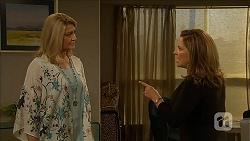 Kathy Carpenter, Terese Willis in Neighbours Episode 6841