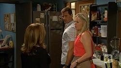 Terese Willis, Matt Turner, Lauren Turner in Neighbours Episode 6841