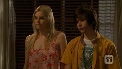 Amber Turner, Bailey Turner in Neighbours Episode 6841