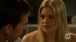 Josh Willis, Amber Turner in Neighbours Episode 6842