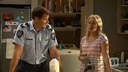 Matt Turner, Lauren Turner in Neighbours Episode 6842