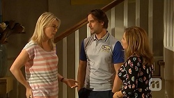 Lauren Turner, Brad Willis, Terese Willis in Neighbours Episode 6842