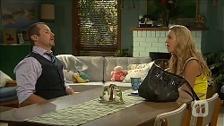 Toadie Rebecchi, Georgia Brooks in Neighbours Episode 6843