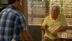 Matt Turner, Lou Carpenter in Neighbours Episode 6843