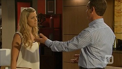 Georgia Brooks, Paul Robinson in Neighbours Episode 6843