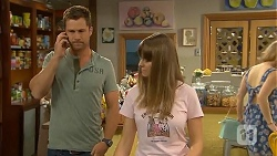Mark Brennan, Danni Ferguson in Neighbours Episode 6844