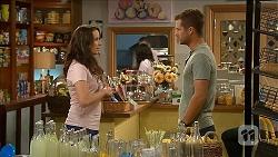 Kate Ramsay, Mark Brennan in Neighbours Episode 6845