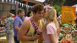 Kyle Canning, Georgia Brooks in Neighbours Episode 6845