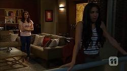 Kate Ramsay, Sienna Matthews in Neighbours Episode 6845