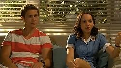 Josh Willis, Imogen Willis in Neighbours Episode 6847