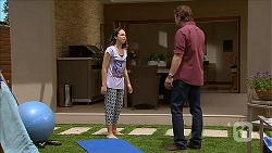Imogen Willis, Brad Willis in Neighbours Episode 6847