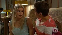Amber Turner, Josh Willis in Neighbours Episode 6847
