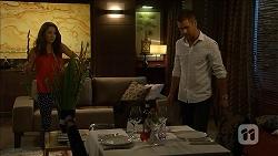 Kate Ramsay, Mark Brennan in Neighbours Episode 6847