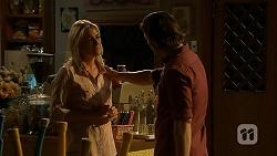Lauren Turner, Brad Willis in Neighbours Episode 6848