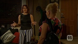 Naomi Canning, Sheila Canning in Neighbours Episode 6848