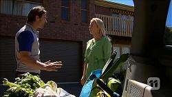 Brad Willis, Lauren Turner in Neighbours Episode 6848