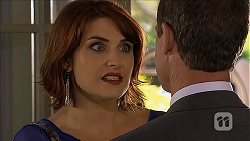 Naomi Canning, Paul Robinson in Neighbours Episode 6848