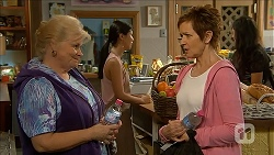 Sheila Canning, Susan Kennedy in Neighbours Episode 6849