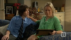 Bailey Turner, Lauren Turner in Neighbours Episode 6849