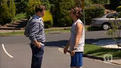 Matt Turner, Brad Willis in Neighbours Episode 6849