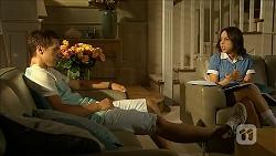 Josh Willis, Imogen Willis in Neighbours Episode 6850