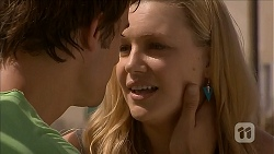 Kyle Canning, Georgia Brooks in Neighbours Episode 6850