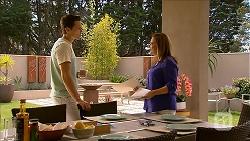 Josh Willis, Terese Willis in Neighbours Episode 6851