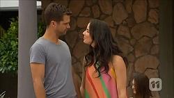 Mark Brennan, Kate Ramsay in Neighbours Episode 6851