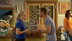 Georgia Brooks, Mark Brennan in Neighbours Episode 6851