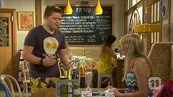 Callum Rebecchi, Amber Turner in Neighbours Episode 6851