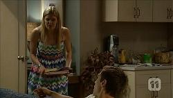 Amber Turner, Josh Willis in Neighbours Episode 6851