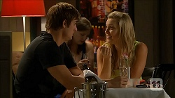 Kyle Canning, Georgia Brooks in Neighbours Episode 6851