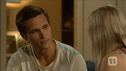 Josh Willis, Amber Turner in Neighbours Episode 6851