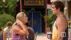 Georgia Brooks, Kyle Canning in Neighbours Episode 6852