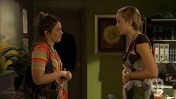 Sonya Rebecchi, Talia Maslin in Neighbours Episode 6852