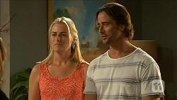 Lauren Turner, Brad Willis in Neighbours Episode 6852