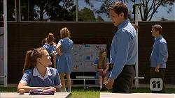 Josie Lamb, Josh Willis in Neighbours Episode 6852