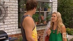 Kyle Canning, Georgia Brooks in Neighbours Episode 6852