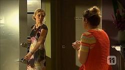 Talia Maslin, Sonya Rebecchi in Neighbours Episode 6852