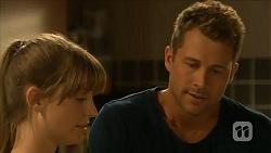 Danni Ferguson, Mark Brennan in Neighbours Episode 6853