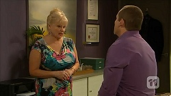 Sheila Canning, Toadie Rebecchi in Neighbours Episode 6853