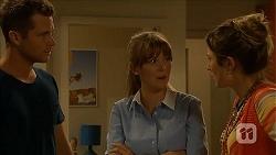 Mark Brennan, Danni Ferguson, Sonya Mitchell in Neighbours Episode 6853
