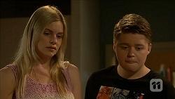 Amber Turner, Callum Jones in Neighbours Episode 6853