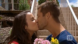 Kate Ramsay, Mark Brennan in Neighbours Episode 6855