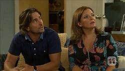 Brad Willis, Terese Willis in Neighbours Episode 6855