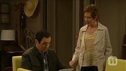 Karl Kennedy, Susan Kennedy in Neighbours Episode 6855